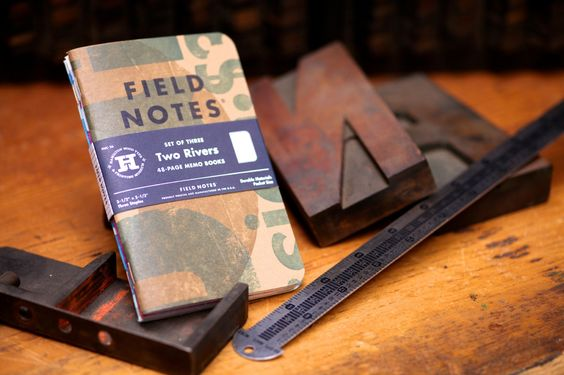 """Field Notes - The """"Two Rivers"""" Edition, Spring, 2015"""