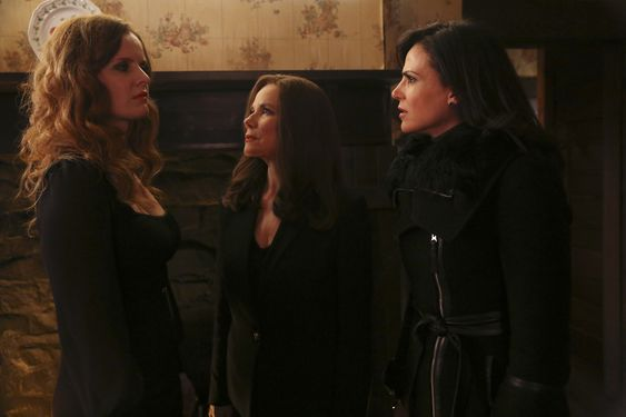Once Upon A Time S05  E19  Sisters