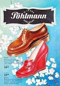 alte Kataloge Pöhlmann Nürnberg 25 Jahre