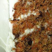 4 Times The Taste Carrot Cake