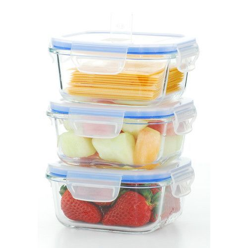 10 Best Glass Food Storage Containers