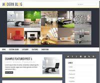 ModernBlog Blogger Template Blogger Template | DheTemplate