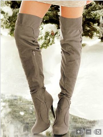 Do I even need to explain. CUTE boots!