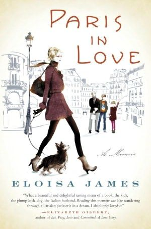 In 2009, New York Times bestselling author Eloisa James took a leap that many people dream about: she sold her house, took a sabbatical from her job as a Shakespeare professor, and moved her family to Paris. Paris in Love: A Memoir chronicles her joyful year in one of the most beautiful cities in the world.