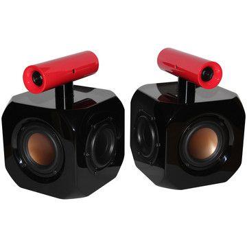 Adsum Audio: Detonator Speaker Black Red, at 12% off!