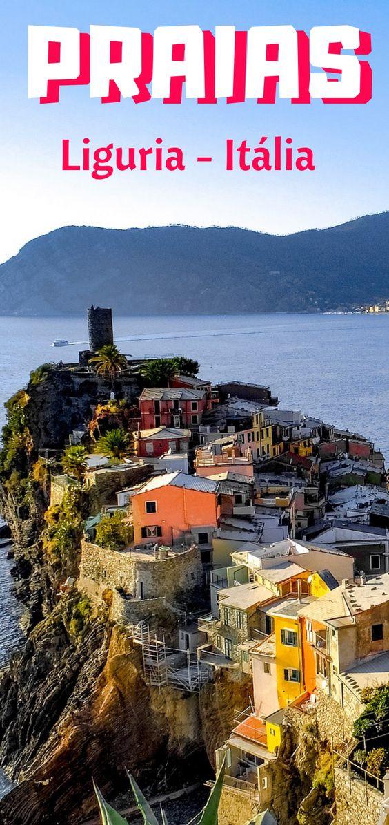78b30600100a9b53e367d0f68455c14f As praias da Ligúria na Itália