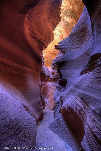 Lower antelope canyon- Navajo land, Arizona