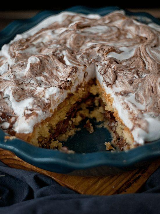<p>¿Creíais que lo habíais visto todo? ¡Pues no! Os traigo una tarta de las que marcan un antes y un después en vuestra vida repostera: una tarta de nutella. Es una tarta diferente a las que encontráis en otros libros…</p>