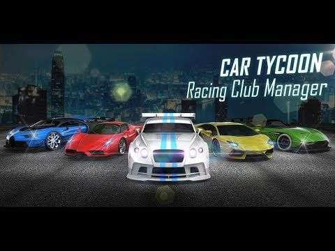 Car Tycoon Racing Club Manager Android Game First Look Gameplay Espanol Racing Car Club