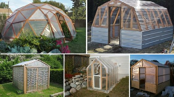 10 Easy DIY Free Greenhouse Plans  http://www.goodshomedesign.com/10-easy-diy-free-greenhouse-plans/