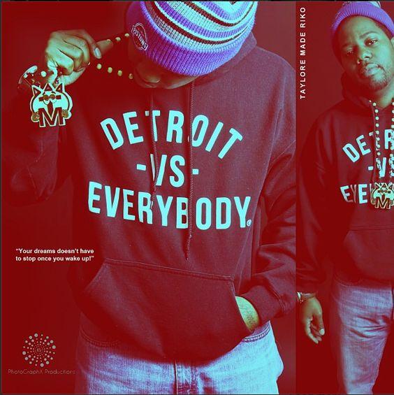 #detroitvseverybody @itayloremade