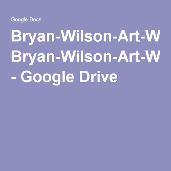 Bryan-Wilson-Art-Workers-excerpt.pdf - Google Drive