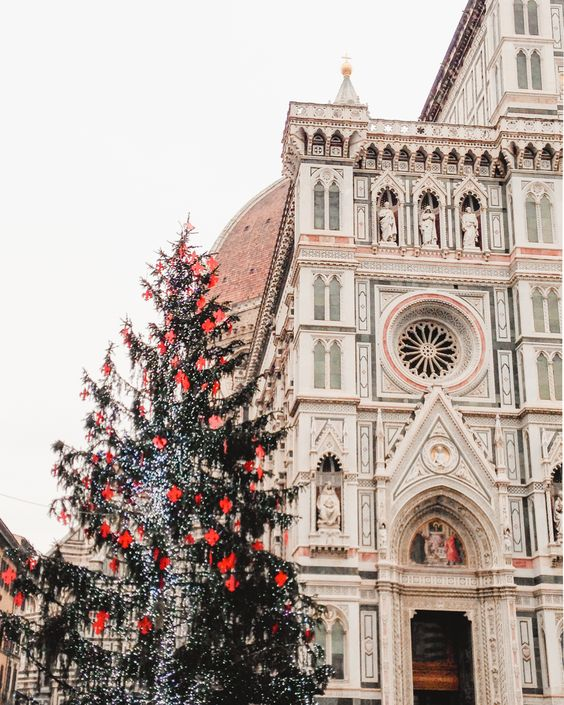 Best Christmas Markets in Europe | Florence Christmas in Italy Флоренція на новий рік тури