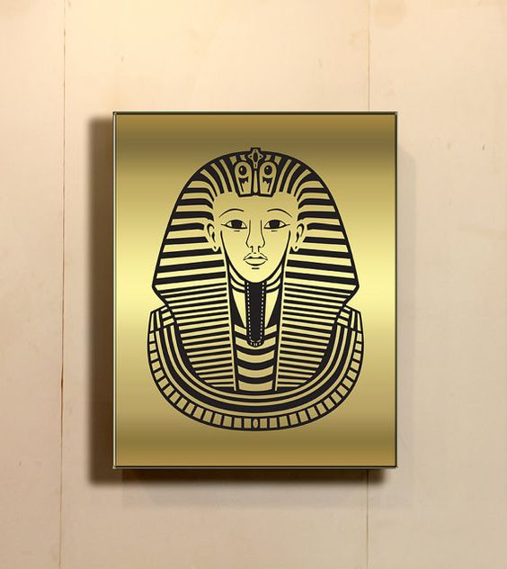 Tutankhamun&#39-s Burial Mask Stock Photo - Image: 48081170