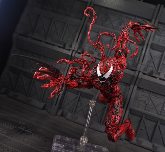 MARVEL SELECT Carnage 屠殺