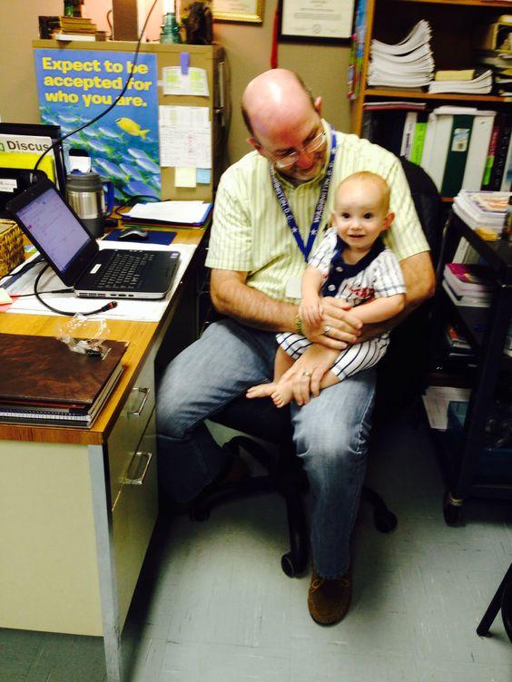 I plan to teach like my Pop.