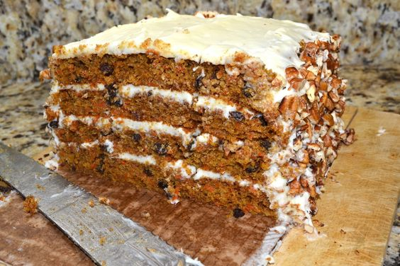 Cook S Country Carrot Cake