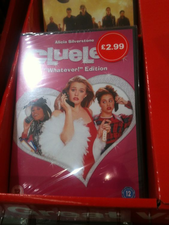 #90s #classic #clueless possibly my favourite #fashion #film who remembers the 'rolling with the homies clip'
