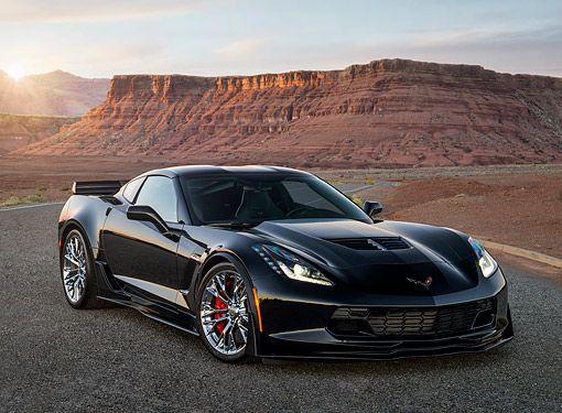 Vet 01 Rk1154 01 C Kimball Stock 2018 Chevrolet Corvette Z06 With