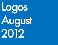 Logofolio August 2012 by Joshua Clarke