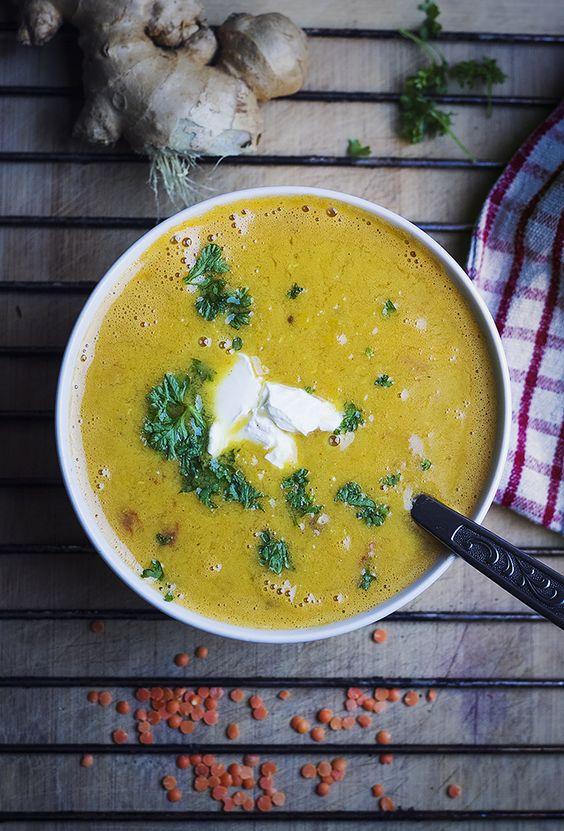 ... mysig mat and more lemon cream lentil soup lentils soups lemon cream