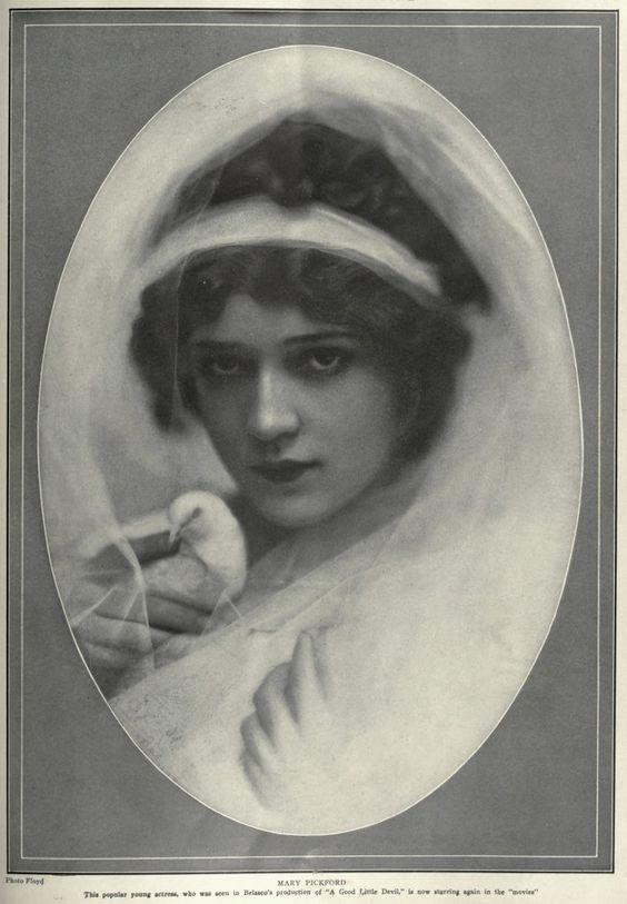 Mary Pickford ♥ 1914