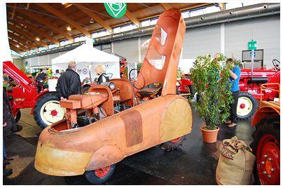 Kaffeeplantagenschlepper, Baujahr 1954 #Porsche Diesel, P 312 # Prototypen, Unikate und Kleinserien #oldtimer #youngtimer http://www.oldtimer.net/bildergalerie/porsche-diesel-prototypen-unikate-und-kleinserien/p-312/117-05-200193.html