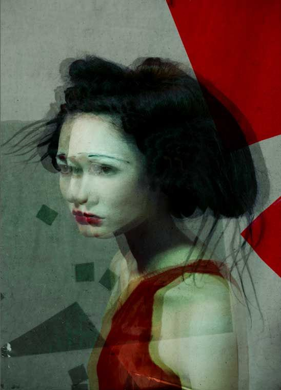Sayaka Maruyama is a Japanese photographer and film director, specialising in avant-garde fashion-based shoots.