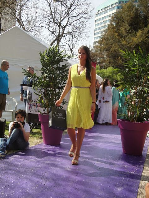 I Dress Your Style: DESFILE NO BAIRRO!