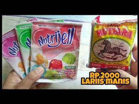 Olahan Jelly Sagu Mutiara Murah Tapi Super Enak Youtube Sagu Mutiara Resep Resep Sederhana