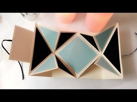 Diy 2018 اصنع بنفسك مطوية شريط فيلم مميز ورائع Youtube Diy Crafts For Gifts Paper Flowers Diy Diy Cards