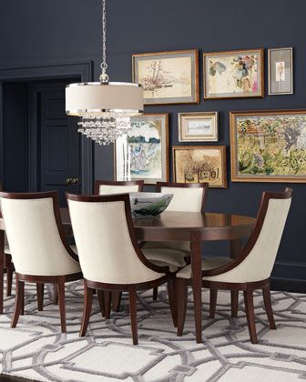 Allerton Dining Furniture at Horchow.