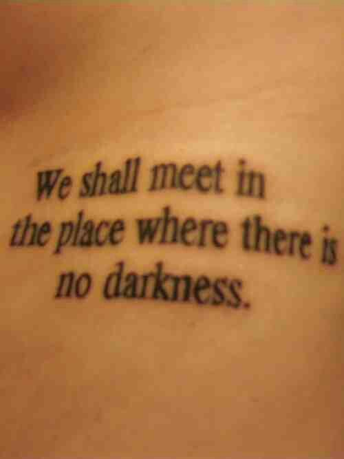 Friend Tattoos Until We Meet Again With Images Tattoo Quotes