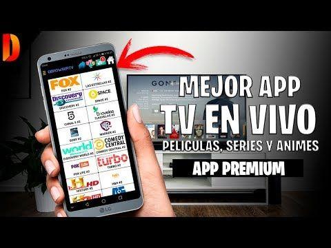 Esta Es La Nueva Poderosa Aplicacion Para Ver Tv Peliculas Y Series En Android Youtube Youtube Tablet Music