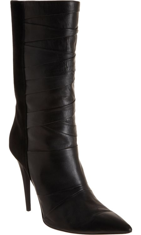 Narciso Rodriguez Combo Boot $ 1,795          sale $ 719 @ Barneys