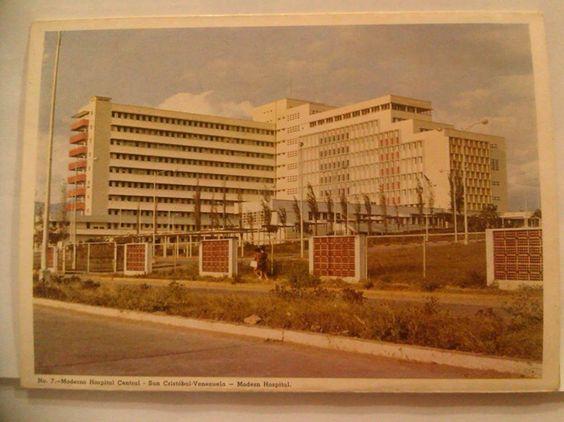 """juan pablo mendoza on Twitter: """"El 9 de agosto 1958, cuando entró en funcionamiento el Hospital Central de San Cristóbal, tenía 4 salas para partos. https://t.co/rEYuvFpLFx"""""""
