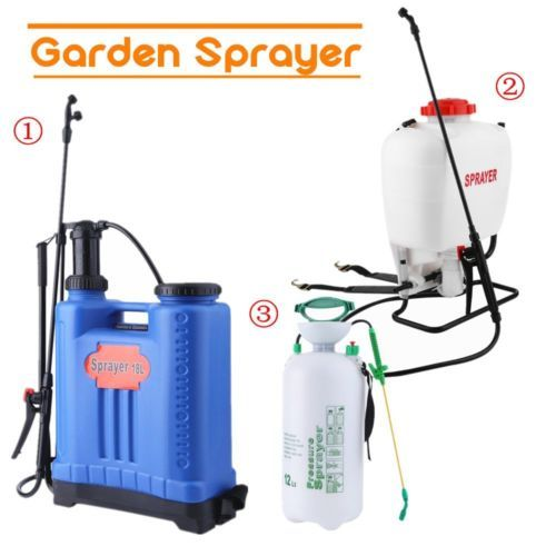 Garden Sprayers 178984 Garden Backpack Sprayer Lawn Pump 3 4 5 Gallon Chemical Tank Bottle Spray Wand H Buy It No Sprayers Plant Protection Lawn Fertilizer