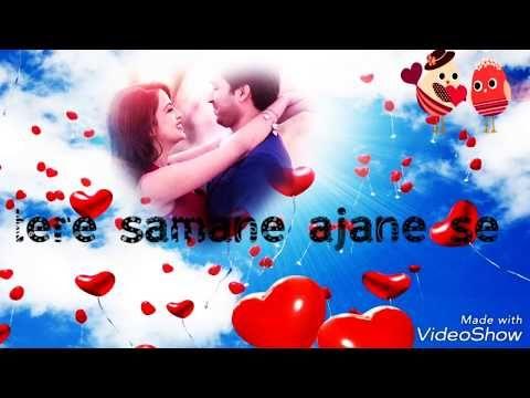 Hasi Ban Gaye Female L Hamari Adhuri Kahani Lyrics What App Status Jai Fun Youtube Love Feeling Status Status Hello Everyone