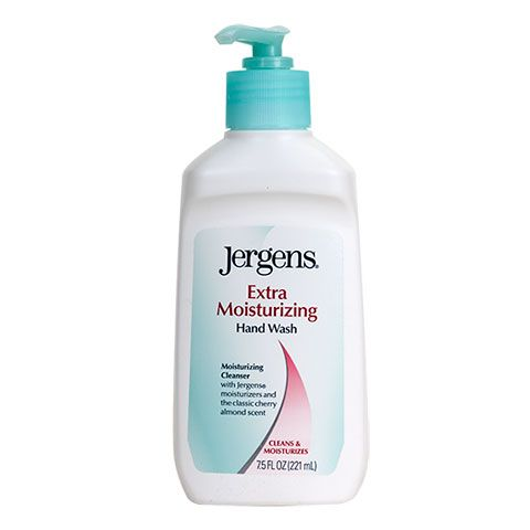 Jergens Extra Moisturizing Liquid Hand Soap 7 5 Oz Bottles