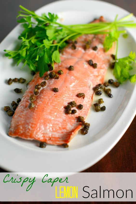 Quick and easy healthy salmon recipes