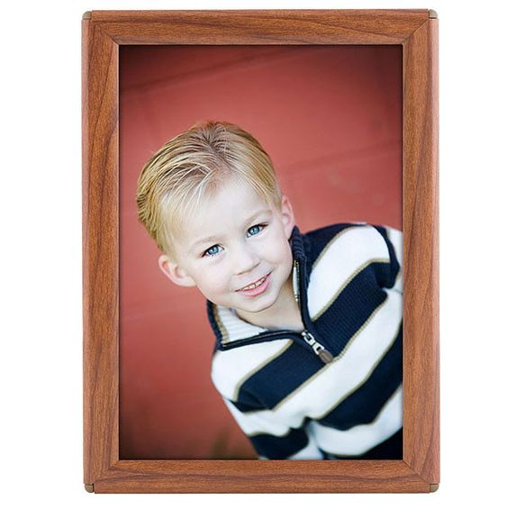 Opti Frame 5 X 7 Poster Size 0.55 Wood Effect Color Profile Mitred Corner With Back Support