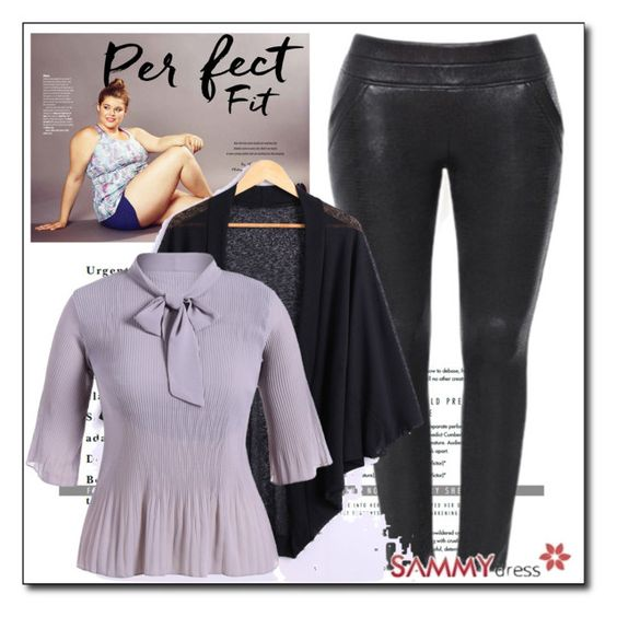 """""""Plus size"""" by azra-90 ❤ liked on Polyvore"""