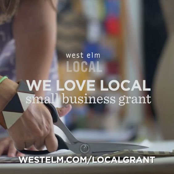 Do you know a maker, designer, or artist who could use a 25k small business grant? Tag them here + visit http://westelm.com/localgrant to learn more! #westelm #callingallmakers #grant