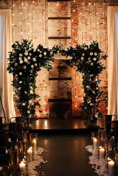 Wedding Venues Near Me For Sale Some Unique Entertainment Ideas For Weddings Whe Winter Wedding Decorations Wedding Ceremony Backdrop Elegant Winter Wedding