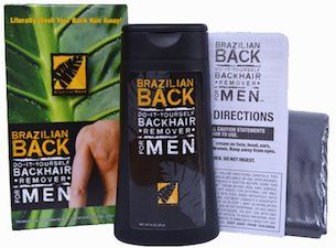 Brazilian Back Hair Removal for Men Starter 2 Pack Box Brazilian Back http://www.amazon.com/dp/B00NMQHHBO/ref=cm_sw_r_pi_dp_P6ejvb146AFES