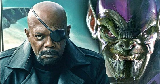Has Nick Fury been a Skrull all along?
