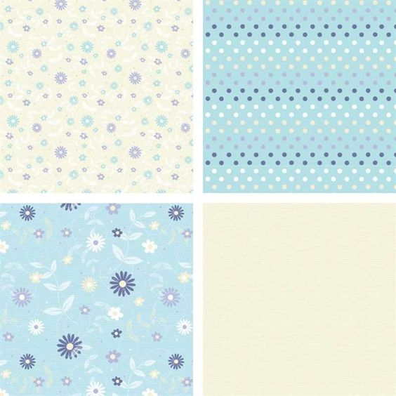 Daisy Collection (Blue)