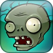 Plants vs Zombies.  Katherine has this one mastered on every device.
