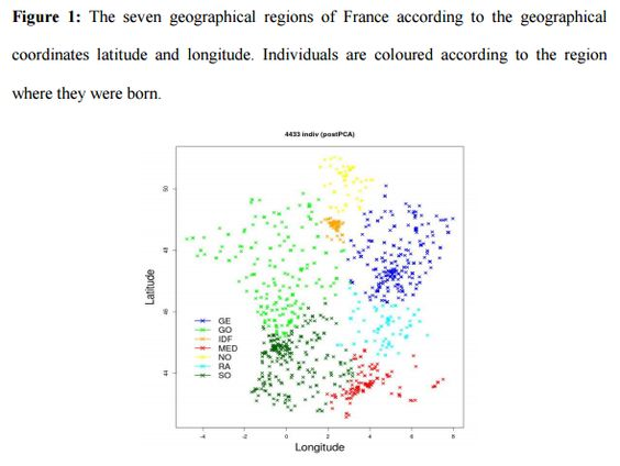 a geographical analysis of france Effectiveness of criminal profiling  geographical profiling  epistemological status of equivocal death analysis american psychologist,.