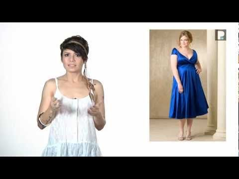 Spanish language video on fashion tips for the plus size woman.  I only understood about 1/4 of the words, but the hostess was so darn cute and the pictures were soself explanatory that it didn't really matter. Fun.